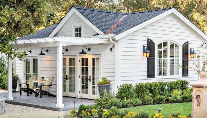 گھر کے بیرونی ڈیزائن کے متاثر کن انداز