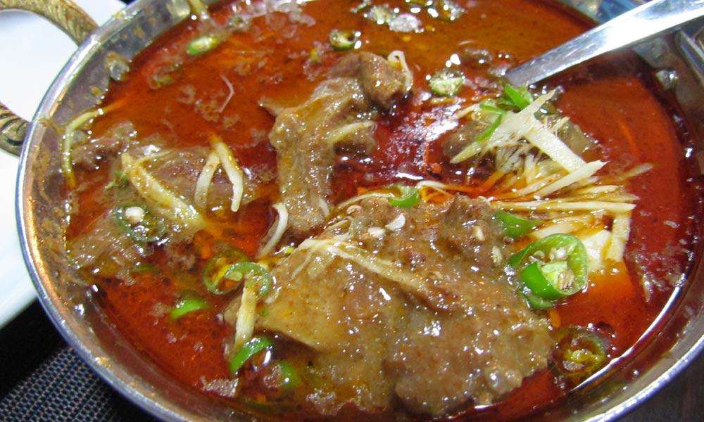 اونٹ کا نمکین گوشت  مزیدار کیسے بن سکتا ہے