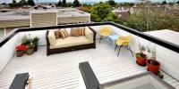 عام سی چھت کو دیں جدید انداز