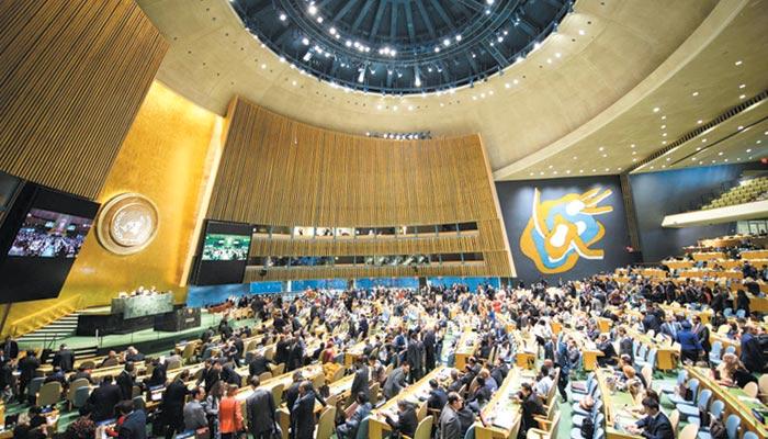 اقوامِ متحدہ کا سالانہ اجلاس، نئی حکومت کا امتحان