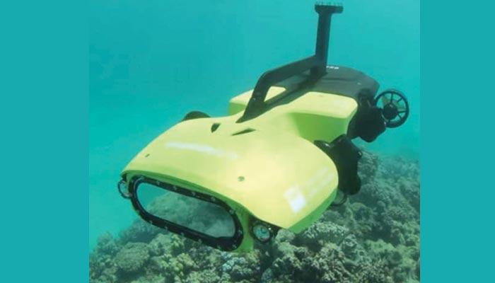 مرجانی چٹانوں کو بچانے والا'' ٹرمنیٹر'' روبوٹ
