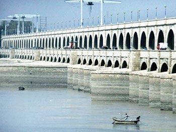 سندھ کے بیراج
