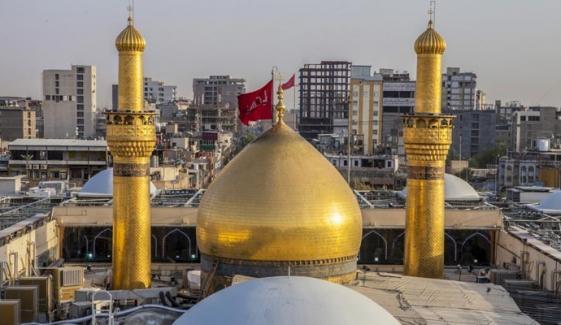 شہادتِ حضرت امام حُسین رضی اللہ عنہ