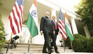 امریکا اور بھارت نئے راستوں پر