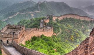 معلومات کی دنیا: عظیم دیوارِ چین