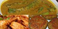 حیدرآبادی قورمے، کباب اور مرچوں کا سالن