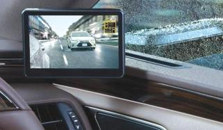 ڈیجیٹل سائیڈ مِرر والی کار آنے والی ہے