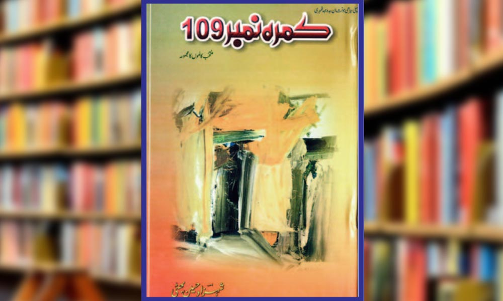 نئی کتاب: کمرا نمبر 109 (منتخب کالموں کا مجموعہ)