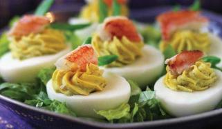 آج کا دستر خوان ''انڈے کے پکوان''