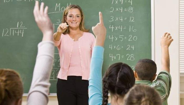 اساتذہ کا عالمی دن