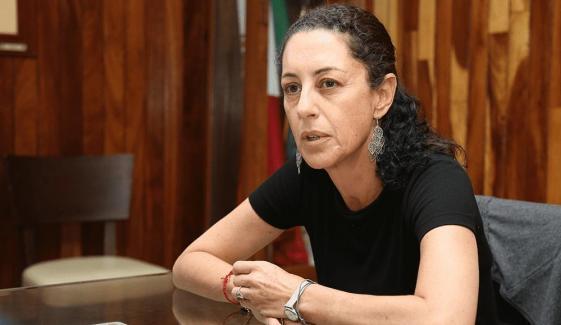 'کلاڈیا شینبم' میکسیکو کی تاریخ بدلنے والی خاتون میئر
