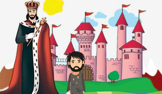 مغرور بادشاہ کو غریب کسان نے کیسے سبق سکھایا