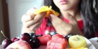 صحت بخش غذائیں کھائیں خوبصورت نظر آئیں
