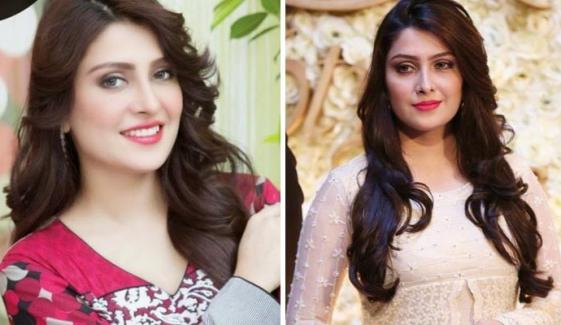Pakistani Model And Actress Ayeza Khan