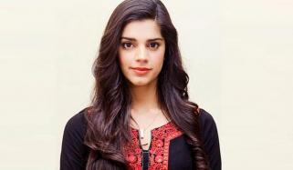 Pakistani Actress Sanam Saeed