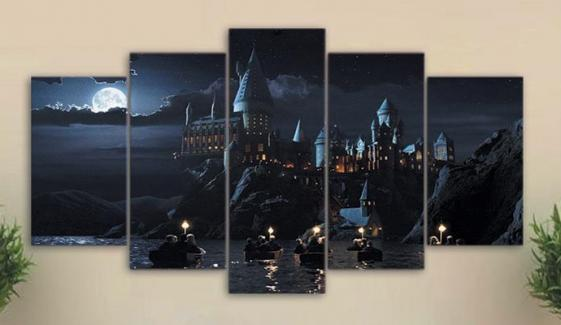 Decorate Your Home With Harry Potters Stuff