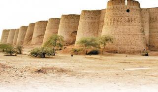 Qila Derawar Best Architecture Of 9th Century