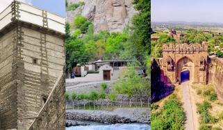 Pakistan Historical Fort
