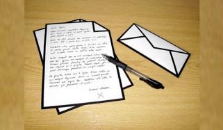 Letter For Mother