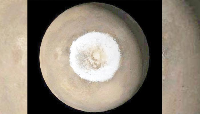 سیارہ مریخ پر آکسیجن دریافت