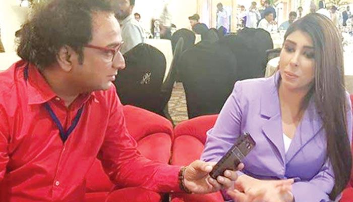 کراچی میں ایسا لگتا ہے، جیسے ممبئی میں گھوم رہی ہوں، ادیتی سنگھ