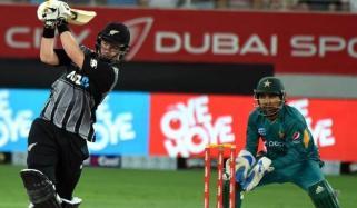 Pakistan Against New Zeland
