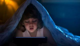 Screen Time Of Childs Should Be Limited