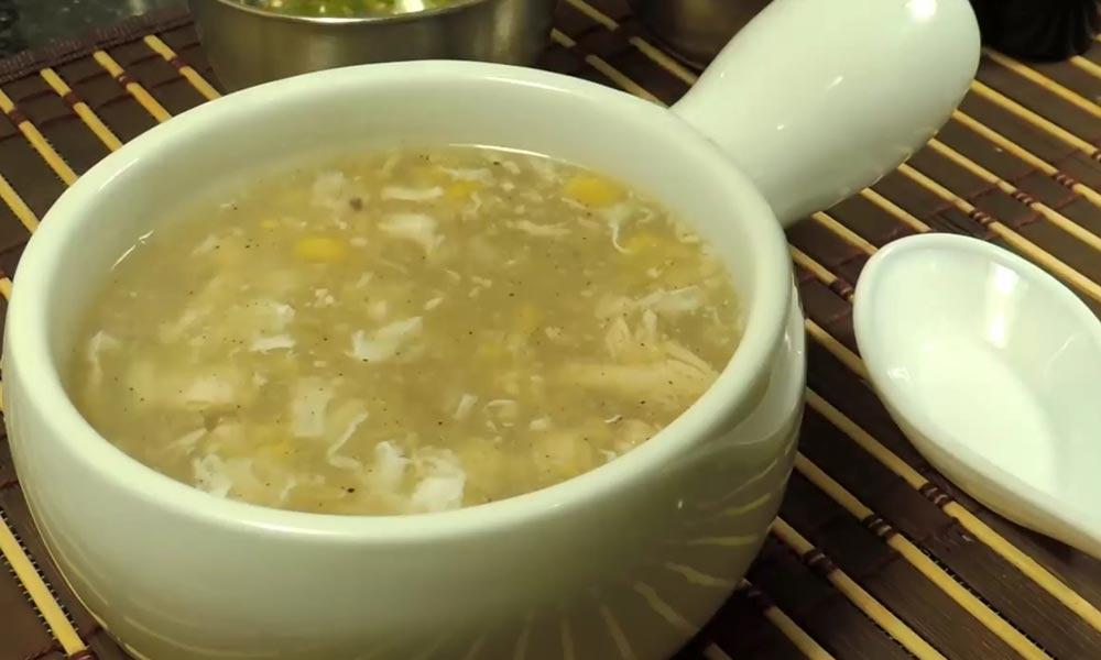 ٹھنڈا موسم ... گرم گرم سوپ