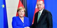 Merkel Gives Cold Shoulder To Erdogans Offer Of De Escalation