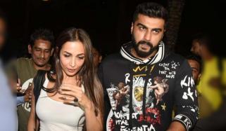 Arjun Kapoor And Malaika Arora
