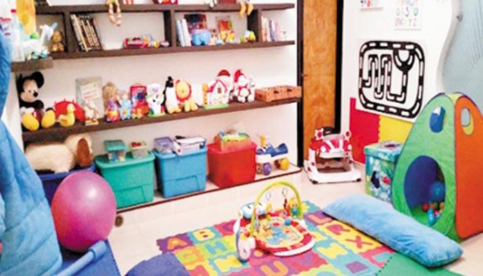 بچوں کے کمروں کی سجاوٹ
