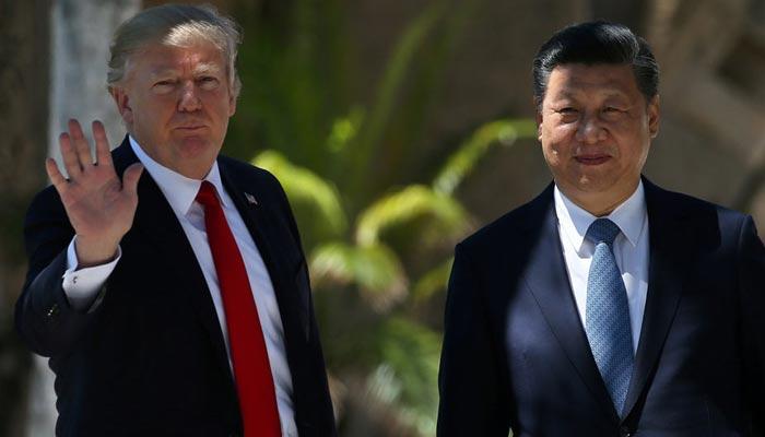 وال اسٹریٹ کو چین کے تنازع سے دور رہنے کا حکم