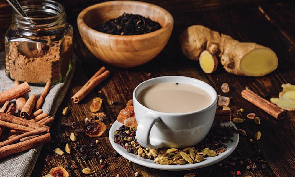 تندوری چائے