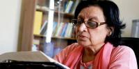 Fahmida Riaz Feminist Poet Of Pakistan