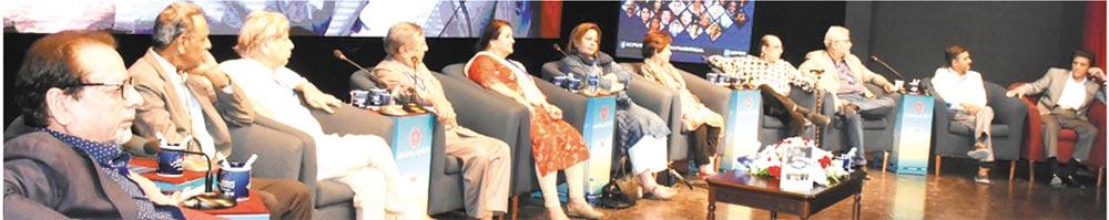 گیارہویں عالمی اُردو کانفرنس میں شرکاء کا اظہارِ خیال