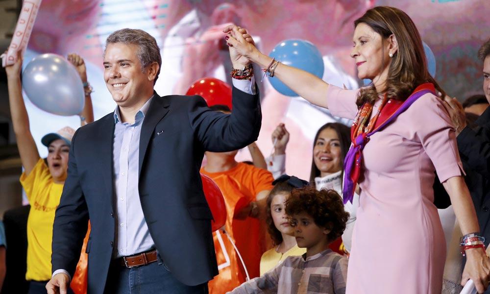 کولمبیا کی آدھی کابینہ خواتین  پر مشتمل