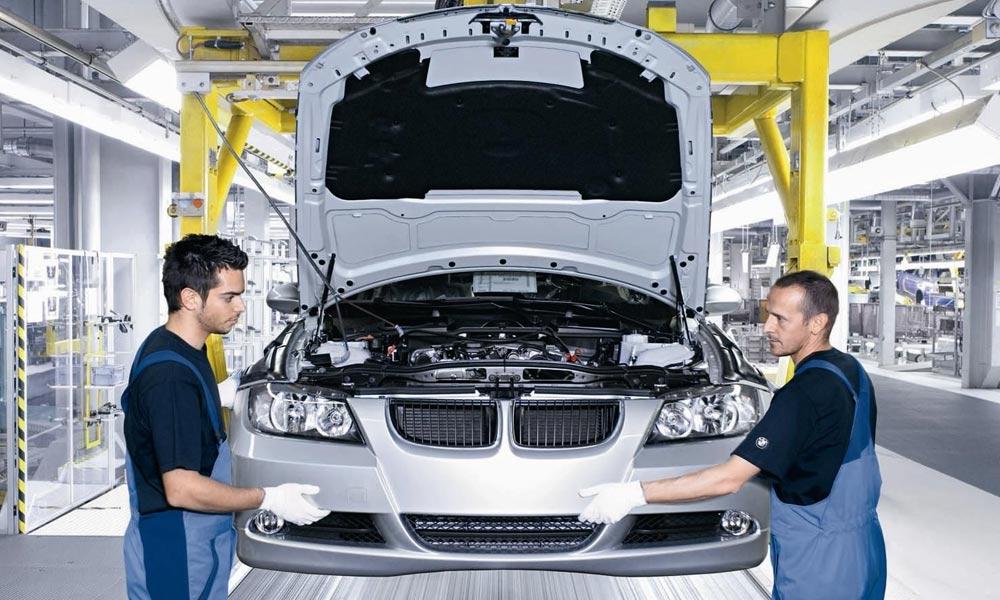 جرمن کار سازی کی صنعت