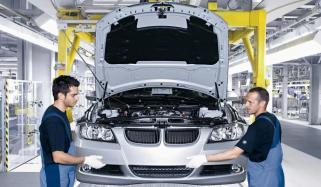 German Car Manufacturing Industry