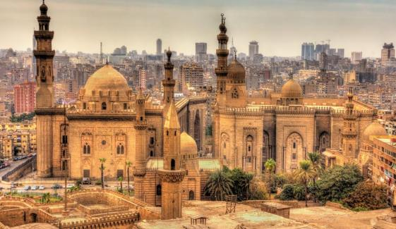 Cairo City Of Ancient Buildings