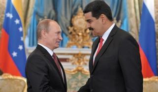 Putin And Venezuela