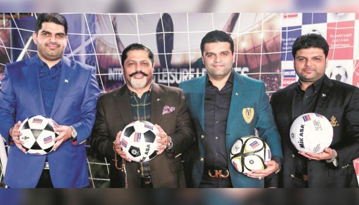 پاکستانی فٹ بال کا یادگار سال قرار دیا جاسکتا ہے، شاہ زیب ٹرنک والا