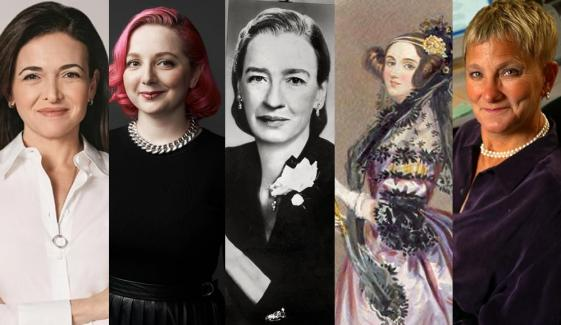 Five Important Womens Of Technology World