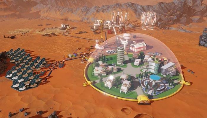 مریخ پر گھر کیسے ہونگے ؟