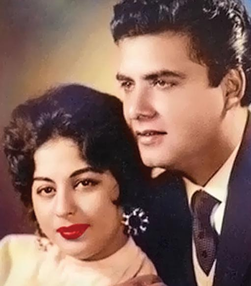 ماضی کی مقبول باوقار اداکارہ، صبیحہ خانم