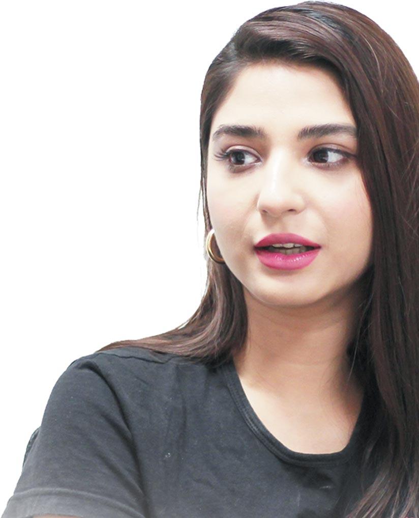اداکاری کے لیے ڈگری کی ضرورت نہیں ہوتی، رمشا خان