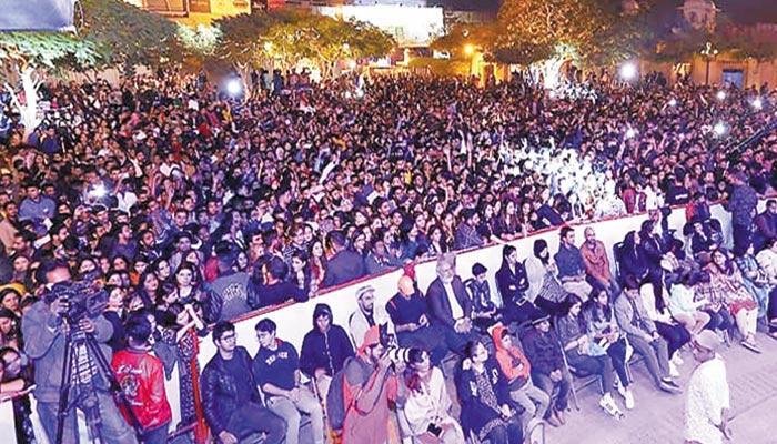 کراچی میں میوزیکل کنسرٹس کا دور واپس آگیا