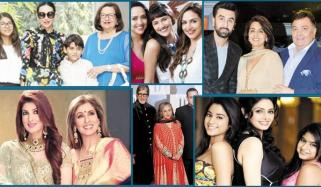 Super Star Moms Of Bollywood Stars