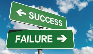 From Failure To Success