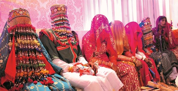 پاکستان ہندو کونسل کے زیر اہتمام اجتماعی شادی کا مختصر احوال