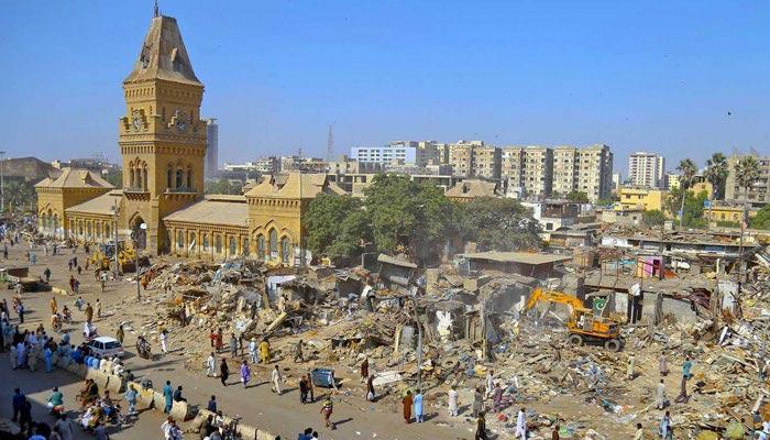 کراچی: شہرِ ناپُرساں کا نوحہ
